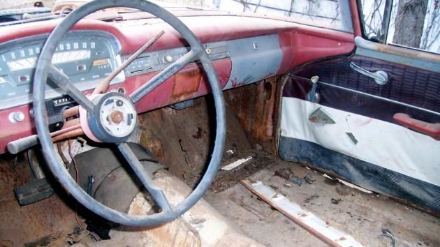 1959 Ford Ranchero Interior