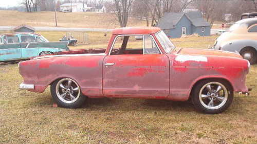 1959 Nash Rambler Pickup