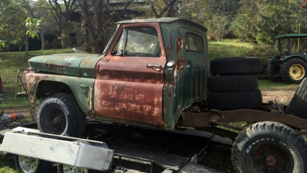 1964 Chevy K10 Shortbed 4