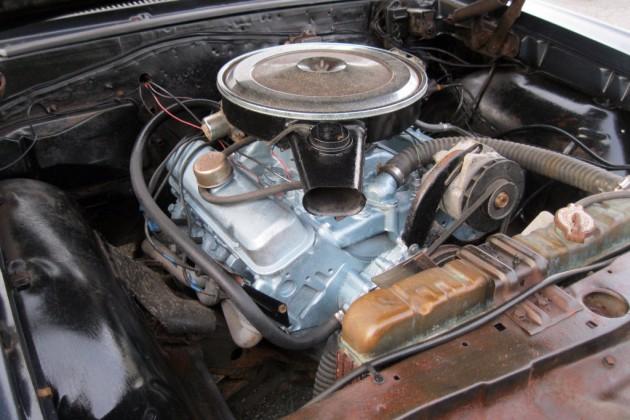 1966 Pontiac Tempest Engine