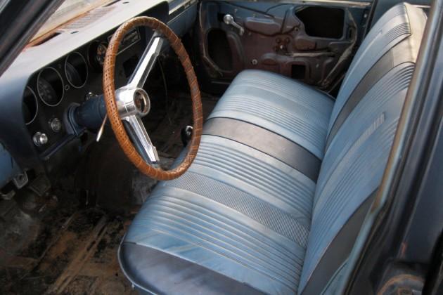 1966 Pontiac Tempest Interior