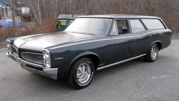 1966 Pontiac Tempest Wagon