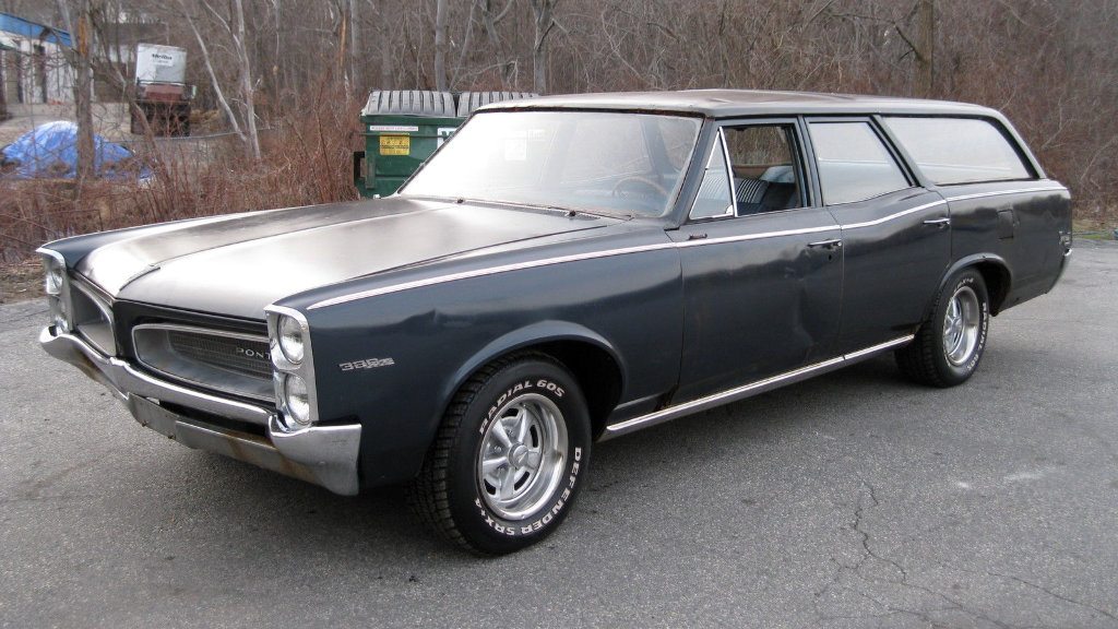Gto Estate 1966 Pontiac Tempest Wagon
