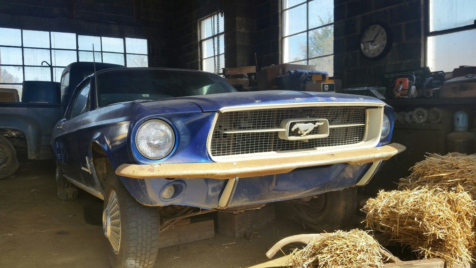Sports Sprint Special: 1967 Ford Mustang
