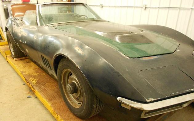 1968 Corvette L89