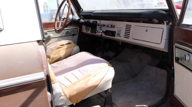 1968 Ford Bronco Interior