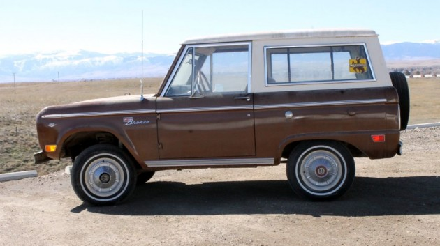 1968 Ford Bronco Sport