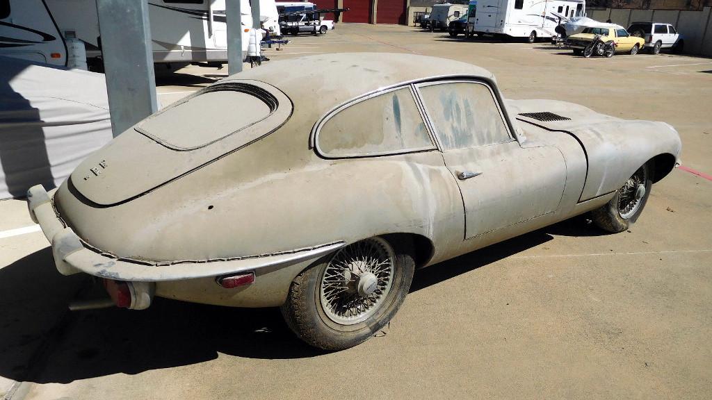 Wonderful 1969 Jaguar XKE