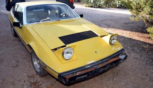 1979 Lotus Eclat Sprint
