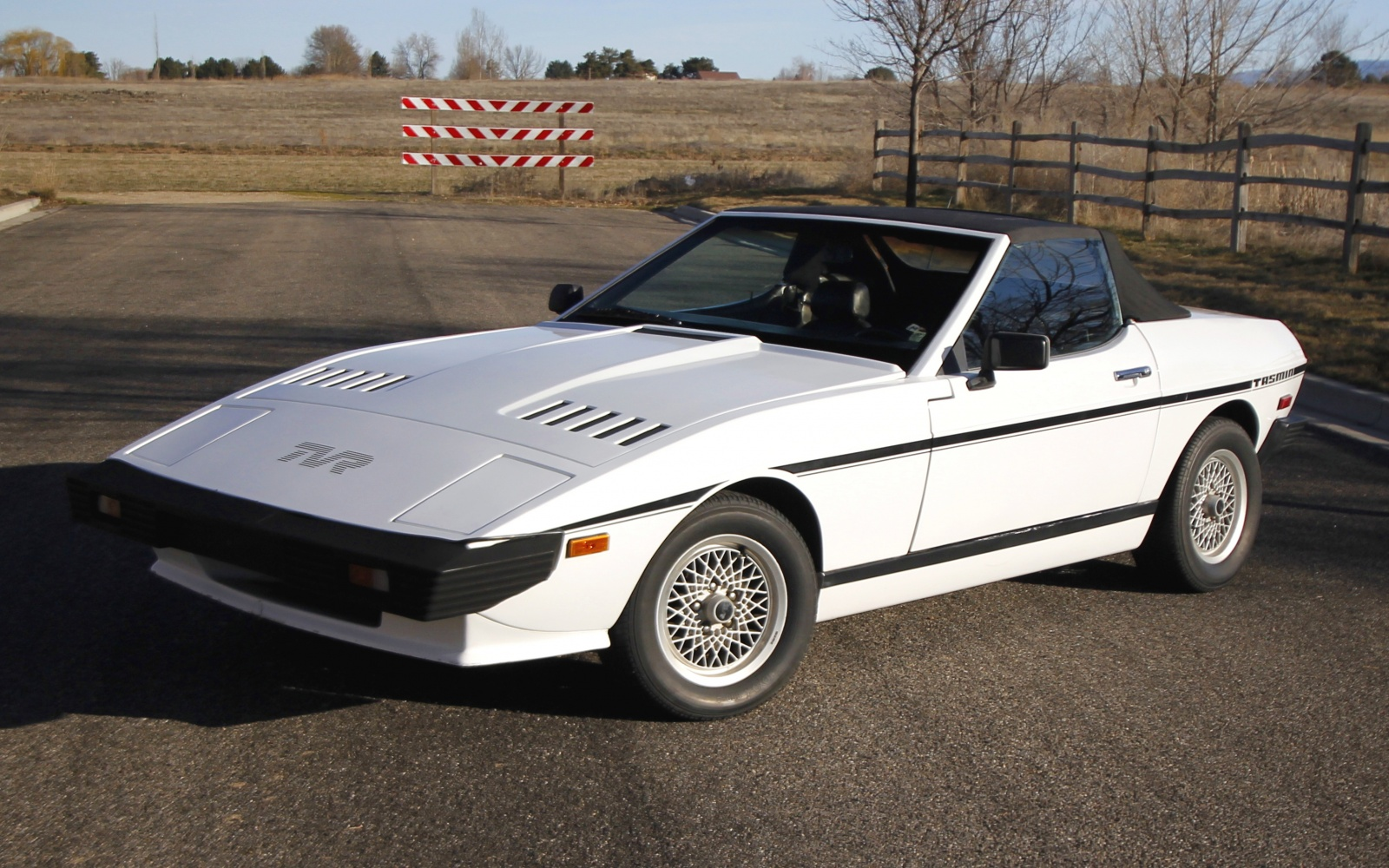 Bf Exclusive Our 1983 Tvr Tasmin