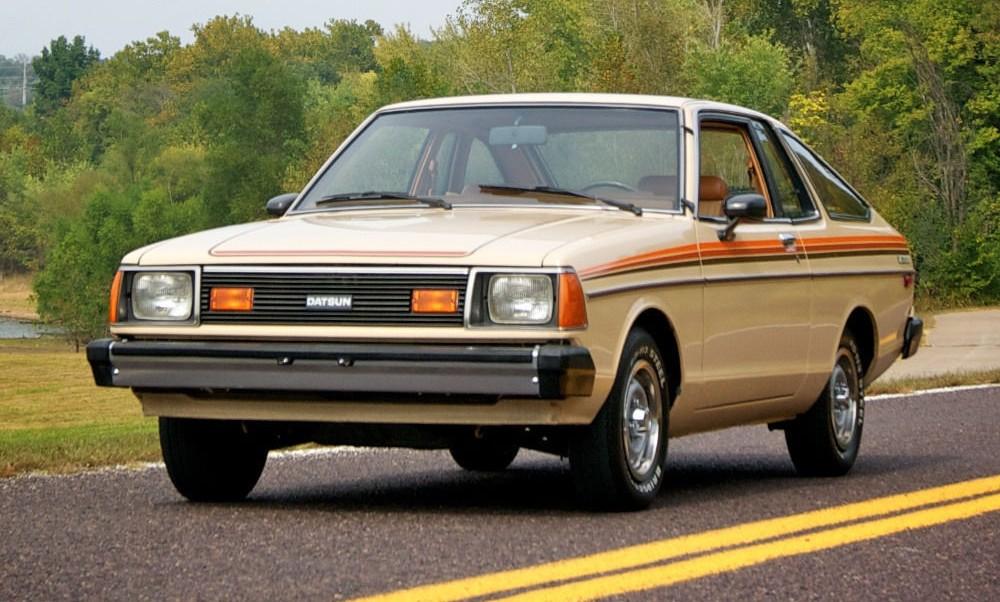 Time Capsule: 1981 Datsun B-210