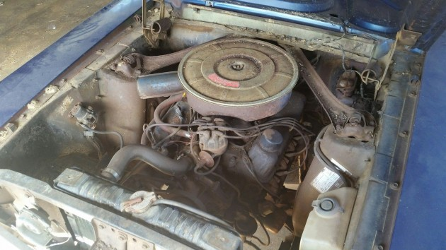 289-2V V8