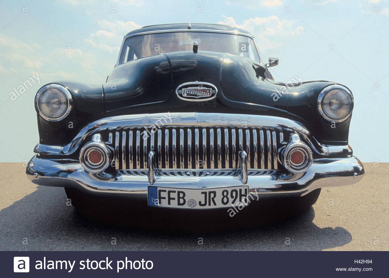 True Blue 52 1952 Buick Special