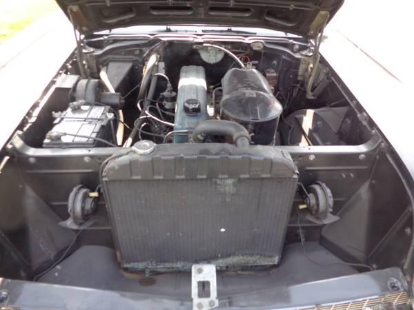 57 Chev engine