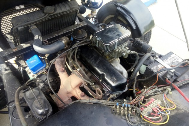 Blakely Hawk Engine