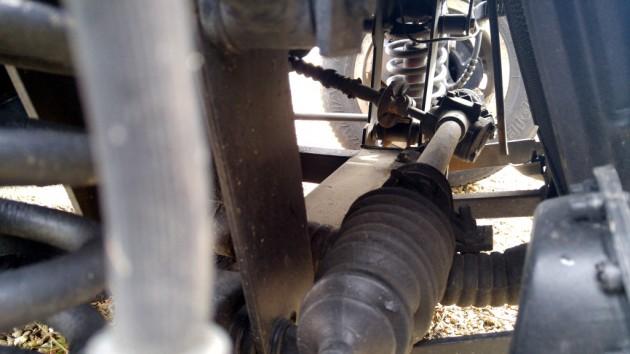 Blakely Steering Rack