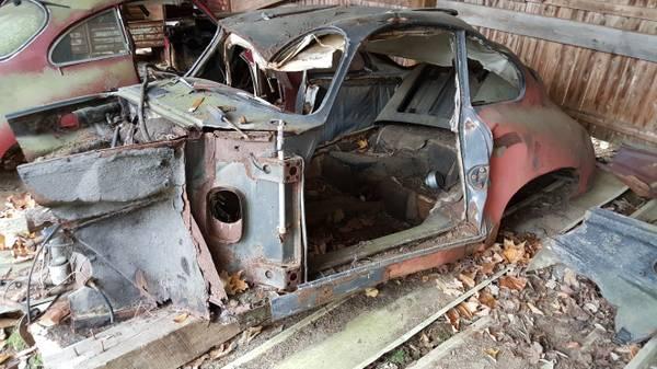 Crumpled 356 Shell