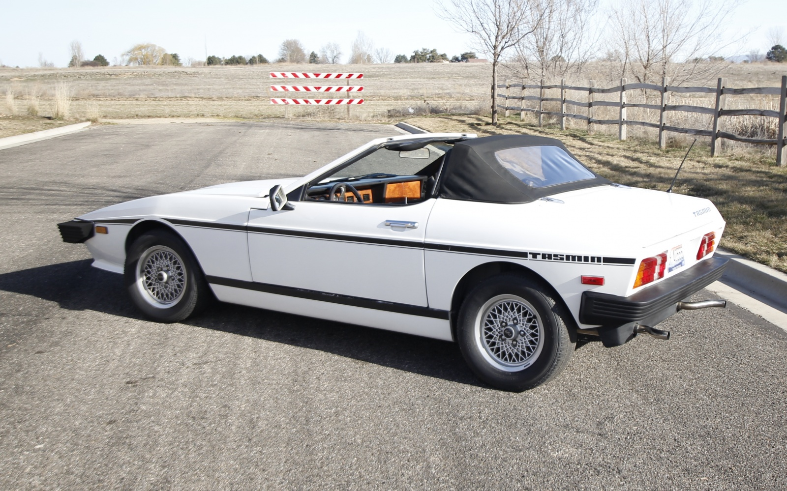 Hagerty Price Guide >> BF Exclusive: Our 1983 TVR Tasmin!