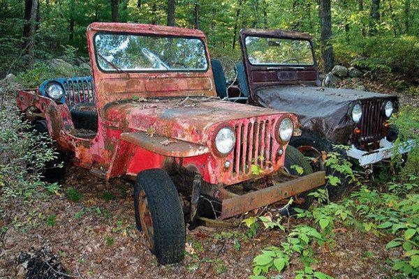 Free Pair Of Jeep Cjs