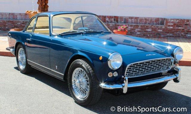 One Of 329 1961 Triumph Italia 2000 Gt