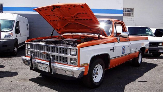 Last One Built 1981 Chevy C10 Pickup