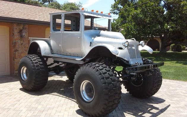 Monster Model T