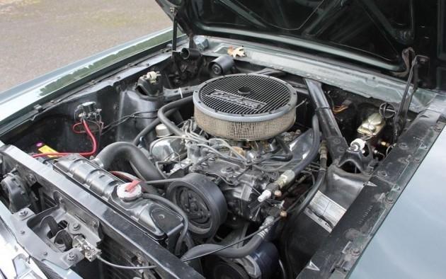 Rebuilt V8