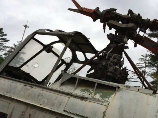 Sikorsky H-19 Rotor