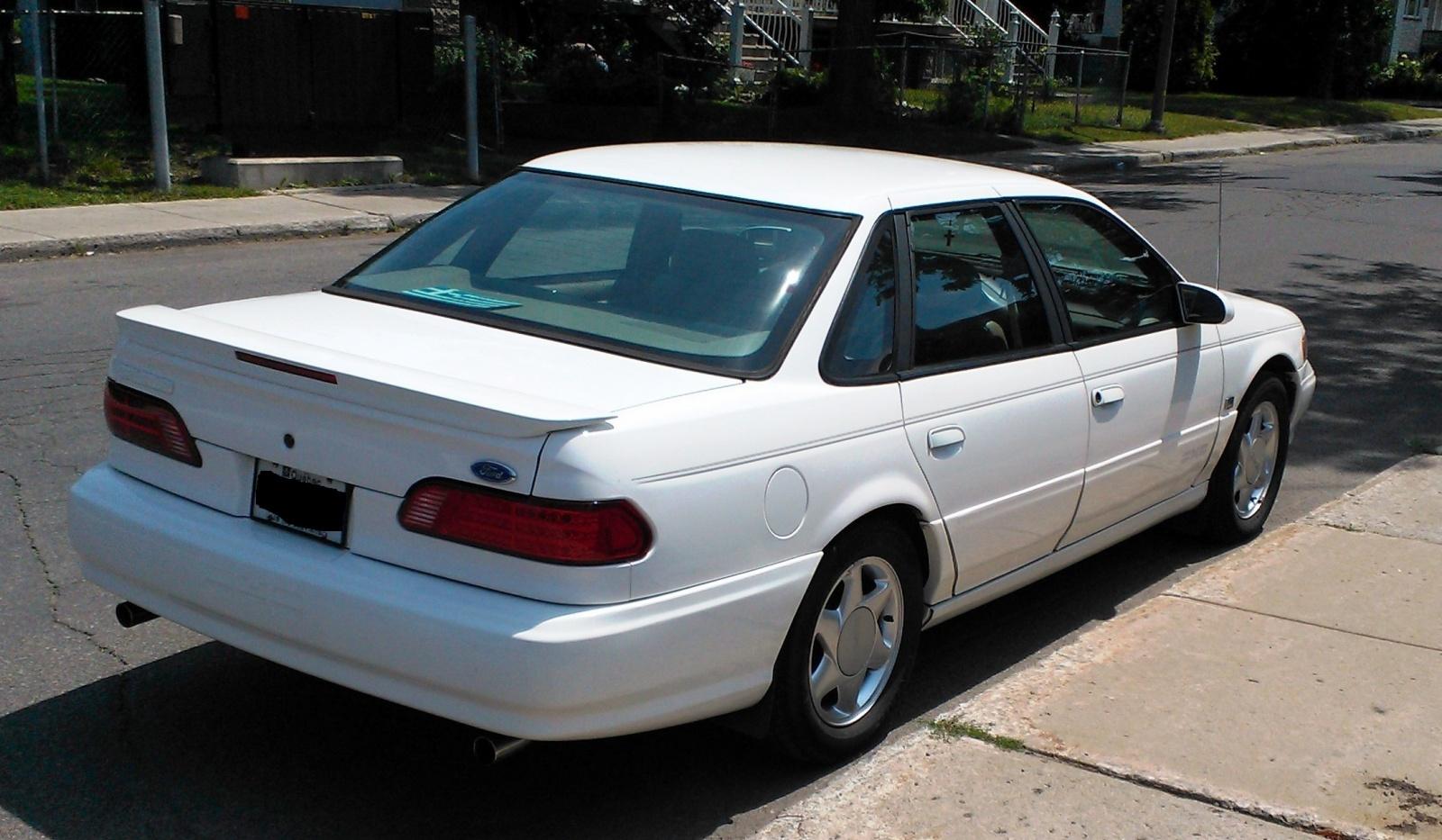2016 Taurus Sho >> 60 in 6.6: 1991 Ford Taurus SHO