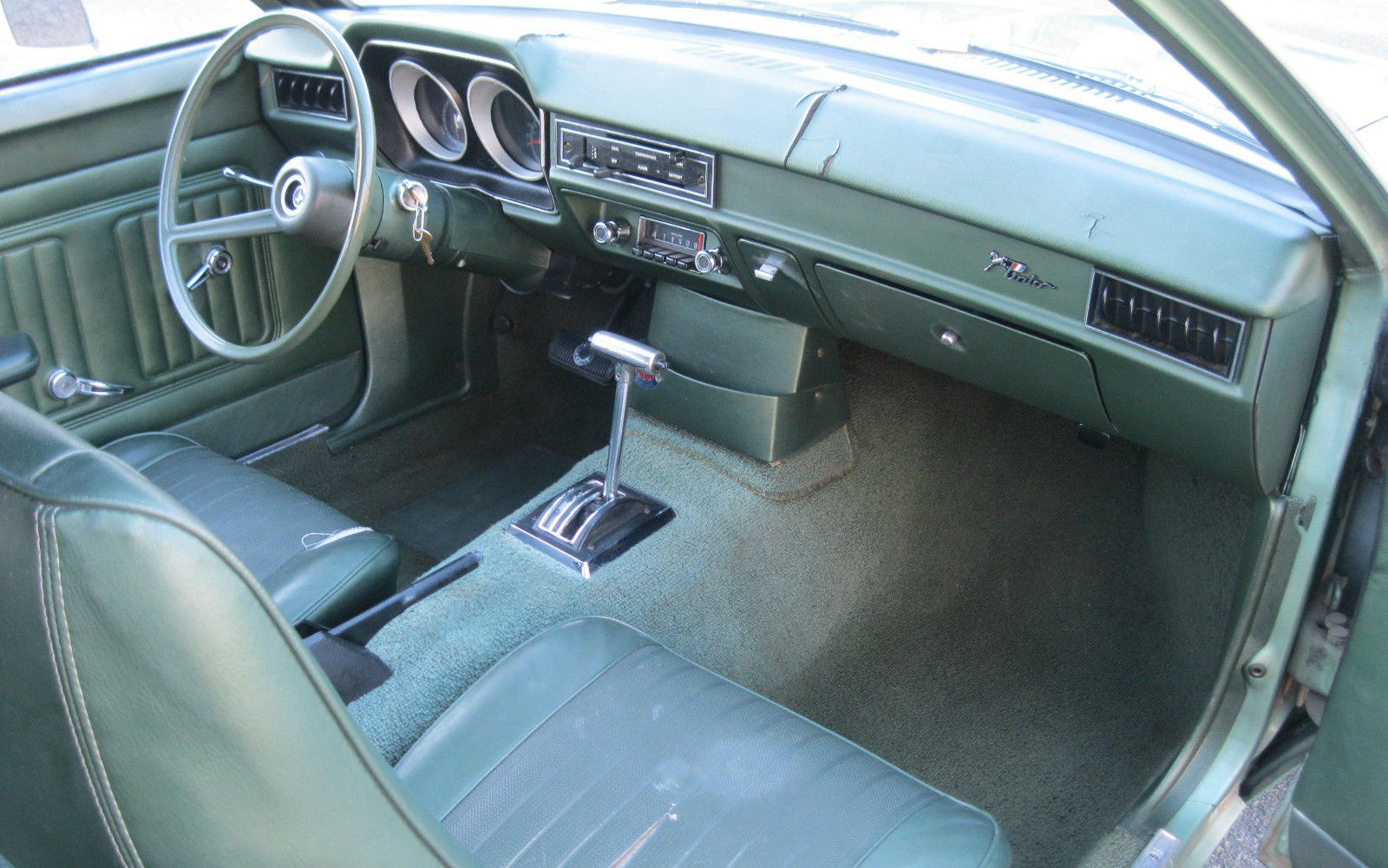 sneaky survivor 1972 ford pinto rh barnfinds com ford pinto manual transmission ford pinto manual transmission identification