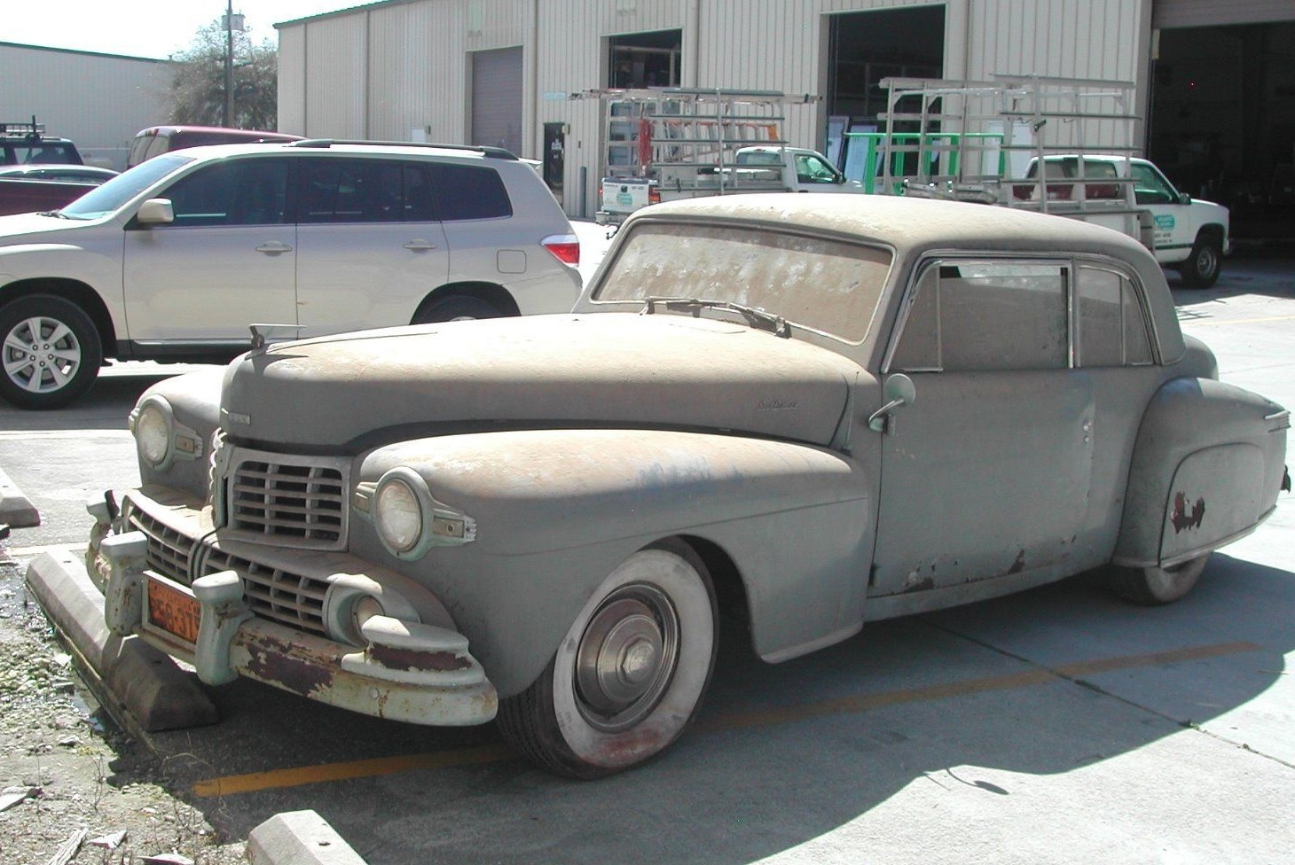 As The Er Says In Ebay Listing Every Car Has A Story This One Is No Diffe Although More Interesting Than Most Continental