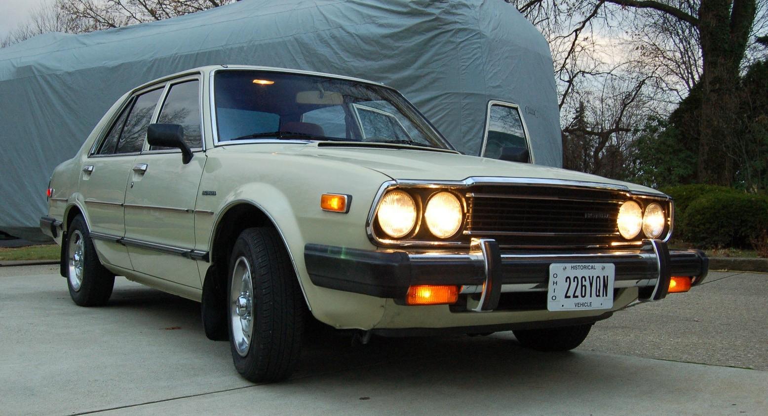 Dealer Options: 1981 Honda Accord
