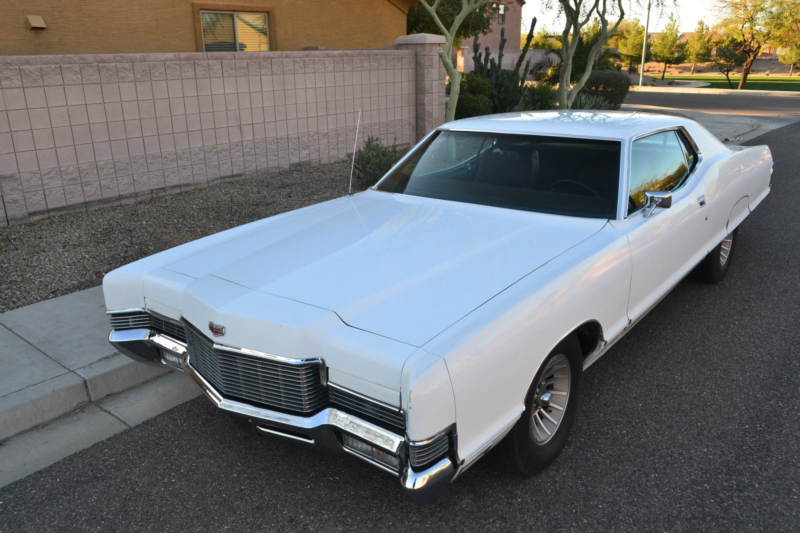Road Ready 1971 Mercury Grand Marquis Coupe