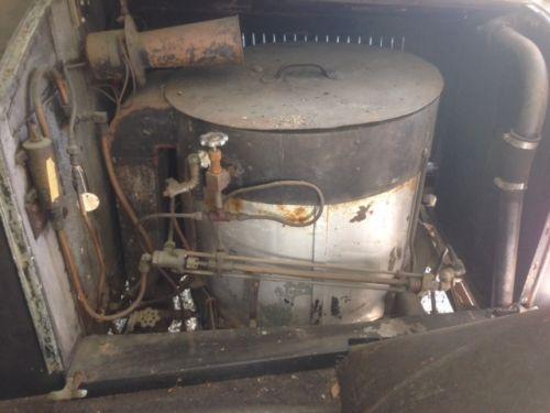 Stanley Steamer Car >> 1924 Stanley Steamer 7-Passenger Limo