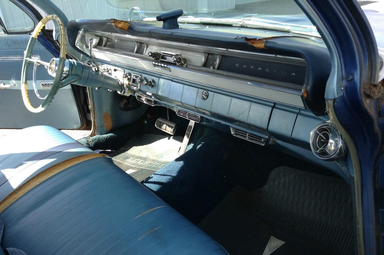 Southern Wagon 1962 Pontiac Catalina Safari