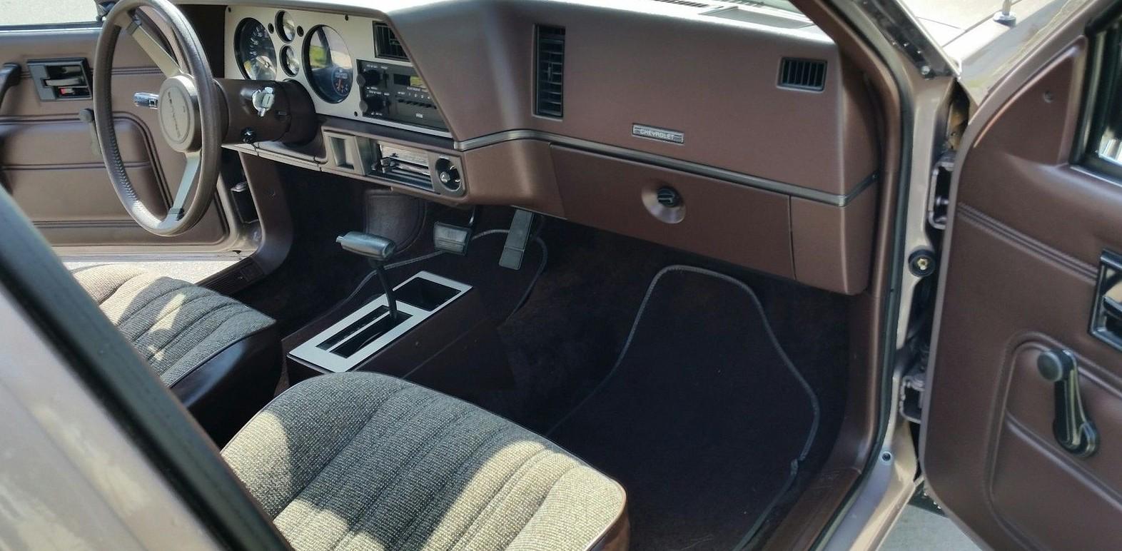 Car Auction Online >> Sub 20K Miles: 1983 Chevy Cavalier
