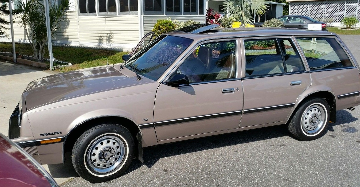 93 chevy cavalier station wagon