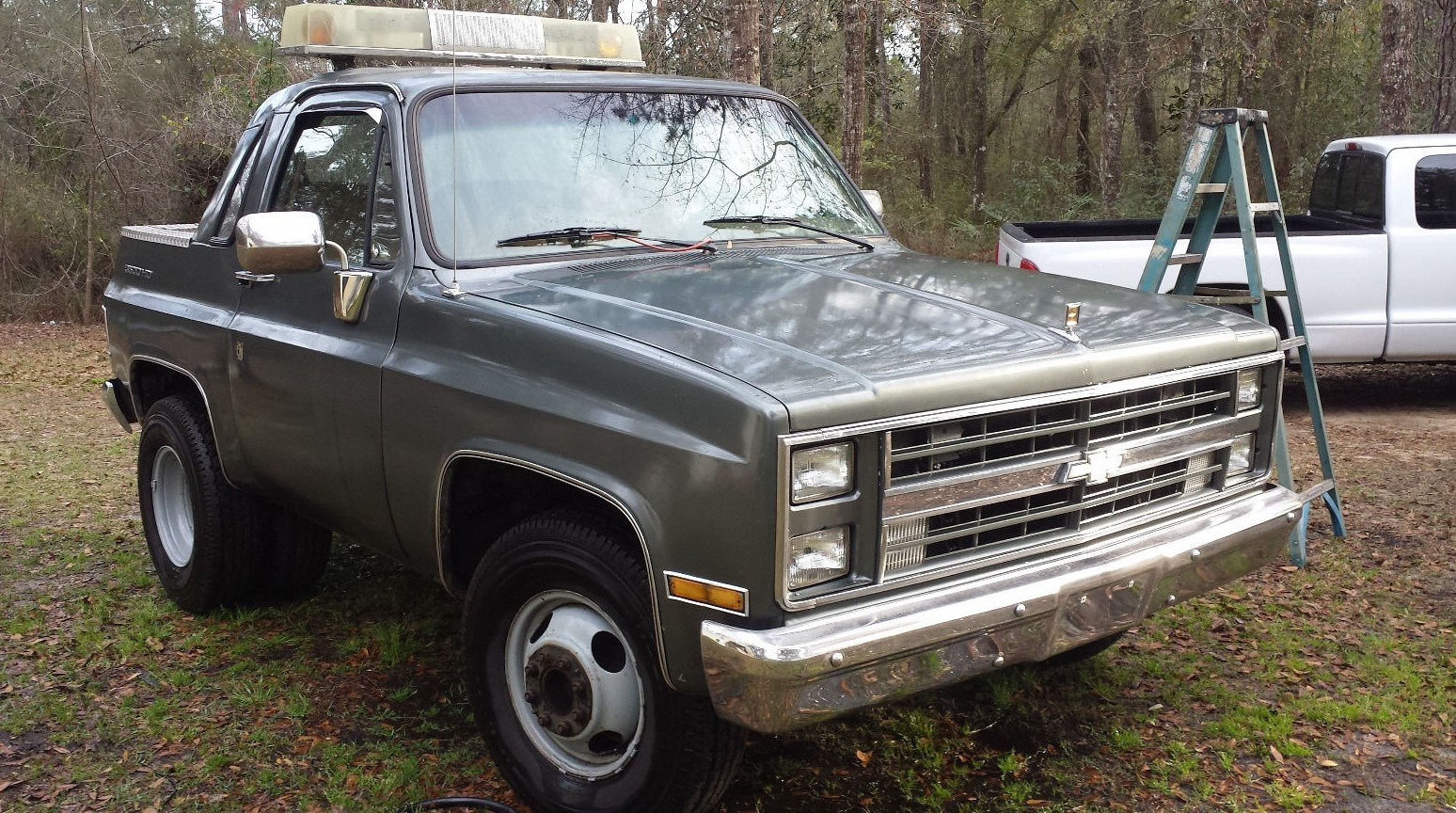 cut it out  1988 chevy suburban