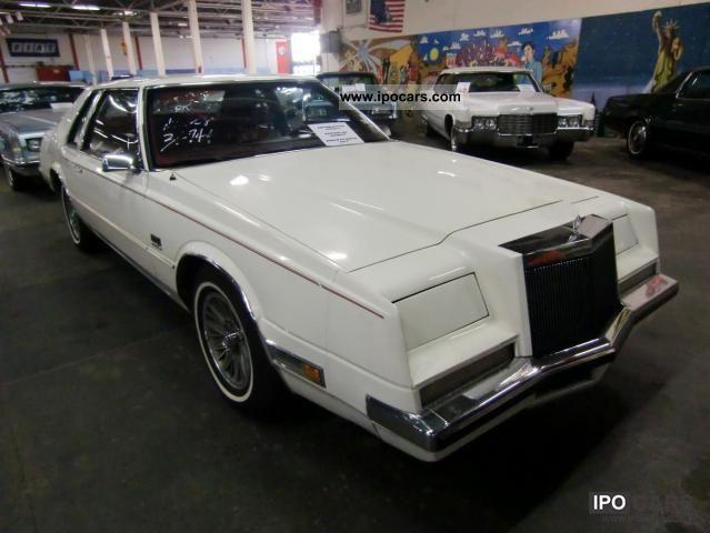 Gold and Cold 1982 Dodge Mirada CMX