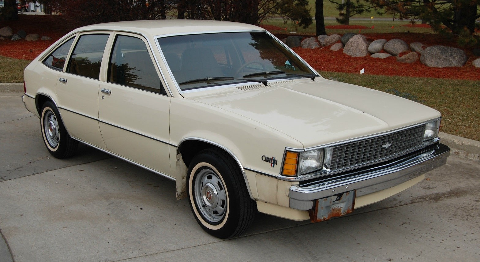Old Chevy Cars >> Lovable Loser: 1980 Chevy Citation