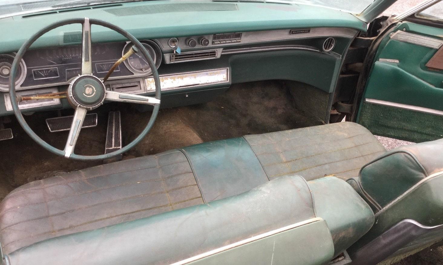 Needs a Top: 1966 Cadillac Eldorado