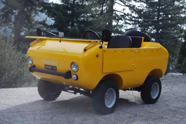 1967 Fiat Ferves Ranger The Original Jeep Renegade