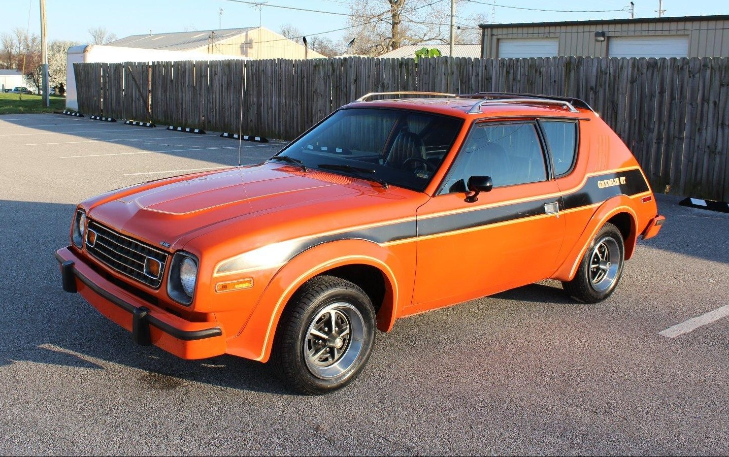 Car Auction Usa >> 15 Years In A Barn: Dad's 1978 Gremlin GT