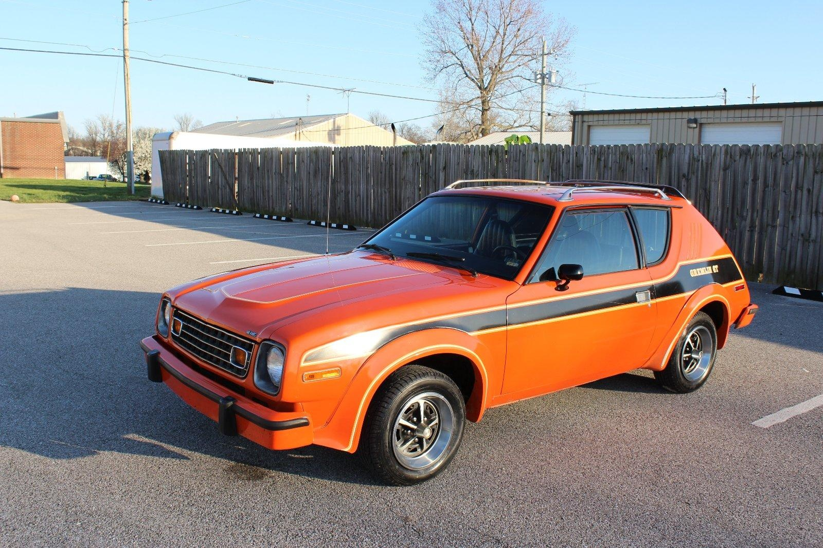 15 years in a barn dad 39 s 1978 gremlin gt. Black Bedroom Furniture Sets. Home Design Ideas