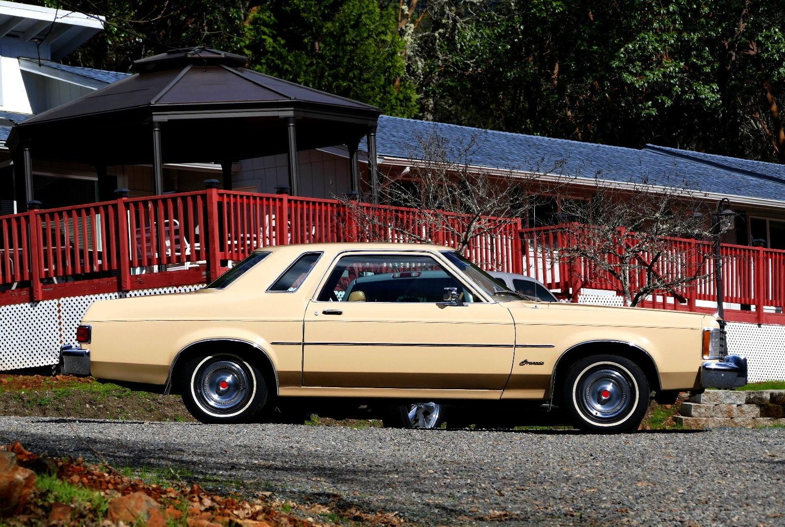 47 000 Careful Miles 1976 Ford Granada