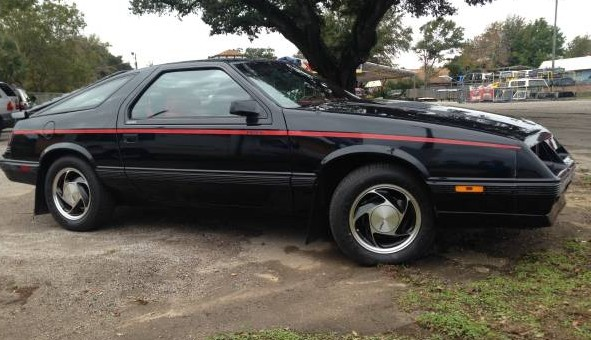 Nicest One Left 1985 Chrysler Laser