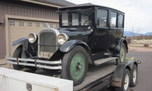 Survivor Or Restored? 1925 Dodge Brothers
