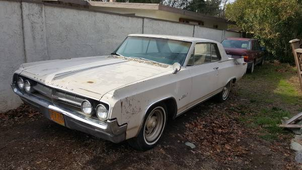 1964 Oldsmobile Jetstar 1: Ready For Launch?