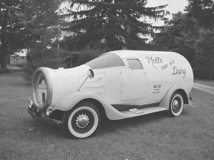 "Image result for Berwick Milk truck"""