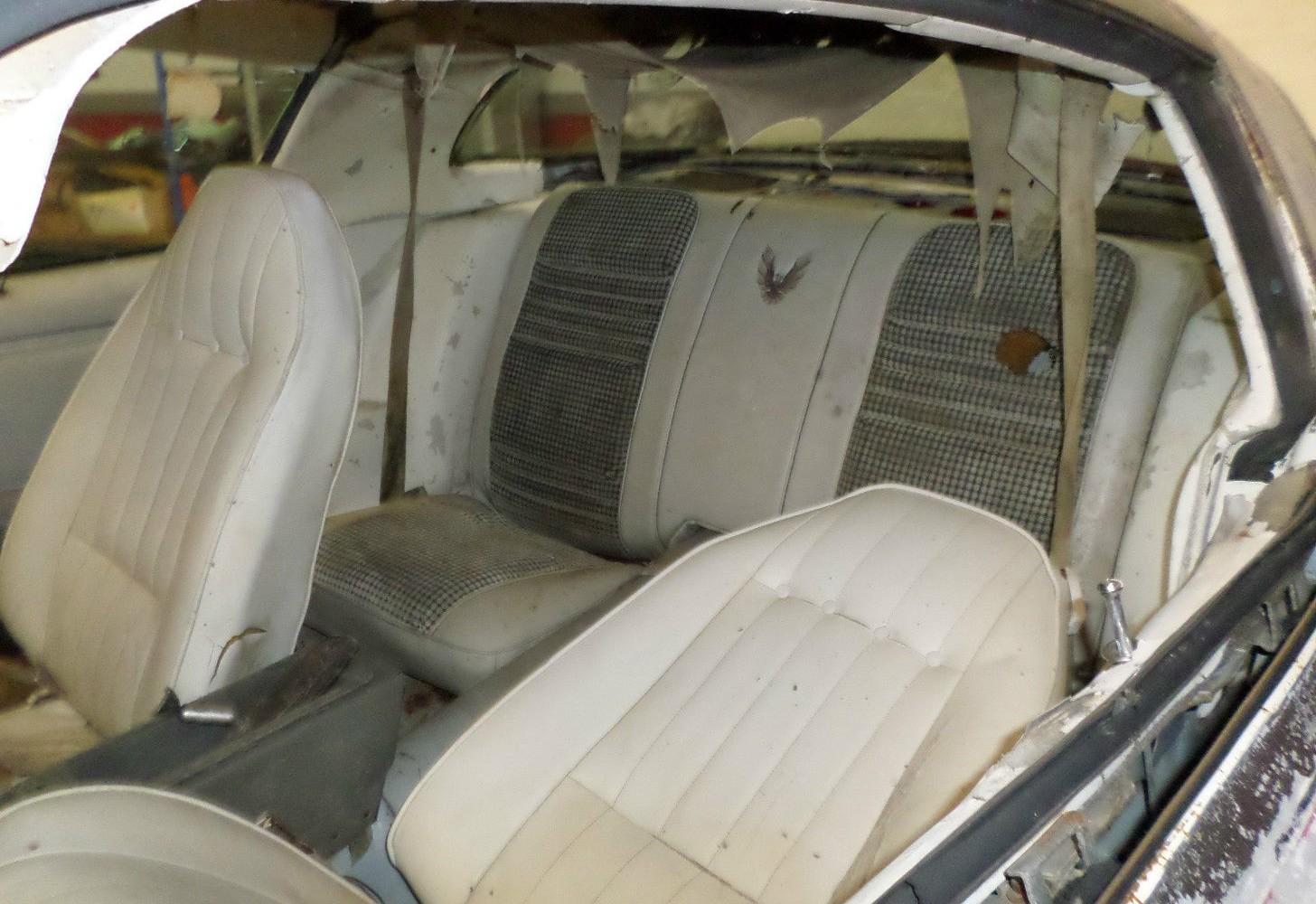 No Bubble 1980 Pontiac Trans Am Pace Car